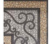 Керамическая плитка Golden Tile Византия бежевый 77173