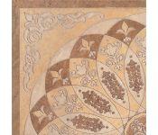 Керамическая плитка KERAMA MARAZZI Монтаньоне 1/4 розона беж лаппатированный 42х42 HGD\A37\TU0031L