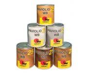 Paviolio 25 WB Цветное масло для паркетных полов на основе натурального льняного масла и воска, Adesiv