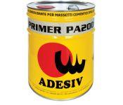 Primer PA200 Грунтовка глубокого проникновения для стяжек, фанеры 10 л, Adesiv