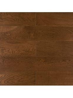 Паркетная доска Amber Wood Дуб Миндаль (ширина 148 мм)