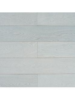 Паркетная доска Amber Wood Дуб Полярный (ширина 148 мм)