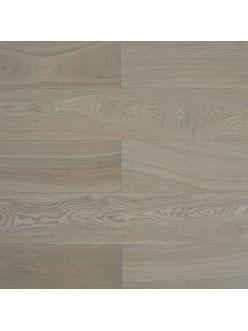 Паркетная доска Amber Wood Ясень Капучино (ширина 148 мм)