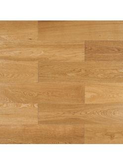 Массивная доска Amber Wood Дуб Селект (ширина 120 мм)