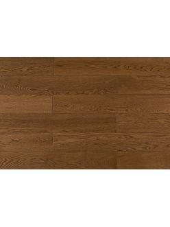 Массивная доска Amber Wood Дуб Светлый орех (ширина 120 мм)