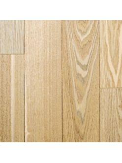 Массивная доска Amber Wood Ясень Натур (лак, ширина 120 мм)