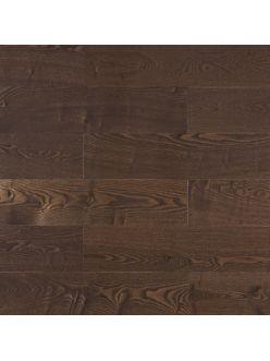 Массивная доска Amber Wood Ясень Кофе (ширина 120 мм)