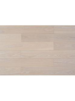 Массивная доска Amber Wood Ясень Белая ночь (ширина 120 мм)