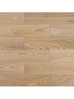 Массивная доска Amber Wood Ясень Карамель (ширина 120 мм)