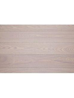 Массивная доска Amber Wood Ясень Белый (ширина 120 мм)