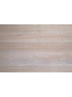 Массивная доска Amber Wood Дуб Ваниль (лак, ширина 120 мм)