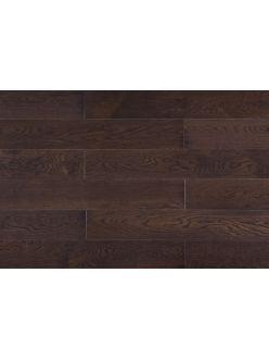 Массивная доска Amber Wood Дуб Кофе (ширина 120 мм)