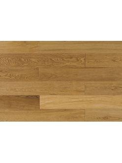 Массивная доска Amber Wood Дуб Натур (лак, ширина 120 мм)