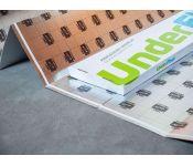 Подложка UnderFloor Silver Line 1,5 мм под виниловый ламинат (6,25 м2)