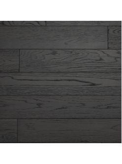 Массивная доска Kennerholz Дуб Черный Браш (400-1800)х130х22