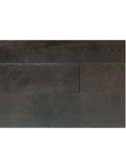 Массивная доска Magestik Floor - Дуб Кофе (брашированная) под маслом (300-1800)х125х18