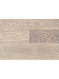 Массивная доска Magestik Floor - Дуб Милк под лаком (300-1800)х125х18