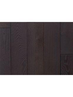 Массивная доска Magestik Floor - Ясень Термо под маслом (400-1800)х120х18