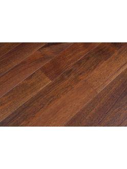 Массивная доска Magestik Floor - Мербау натур под лаком 910х122х18