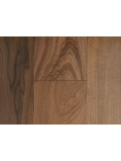Массивная доска Magestik Floor - Орех Американский Селект под лаком (300-1800)x150x22