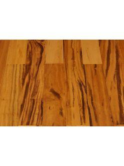 Массивная доска Magestik Floor - Тигровое дерево под лаком 910х124х18