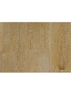 Массивная доска Magestik Floor - Дуб Беленый (брашированная) лак (400-1800)х180х18