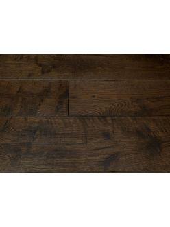Массивная доска Magestik Floor - Дуб Бренди (браш) под лаком (300-1800)х150х18