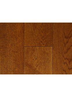 Массивная доска Magestik Floor - Дуб Коньяк (брашированная) под маслом (400-1800)х180х18