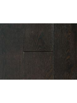 Массивная доска Magestik Floor - Дуб Кофе (брашированная) под лаком (300-1800)х125х18