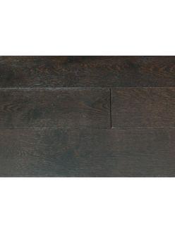 Массивная доска Magestik Floor - Дуб Кофе (брашированная) под маслом (300-1800)х150х18