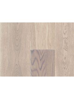 Массивная доска Magestik Floor - Дуб Милк под лаком (300-1800)х150х18