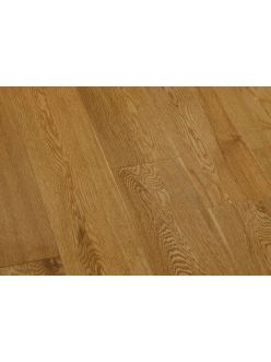 Массивная доска Magestik Floor - Дуб Натур под лаком (300-1800)х125х18