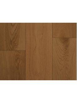 Массивная доска Magestik Floor - Дуб Натур (браш) без покрытия (300-1800)х150х18