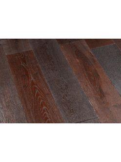 Массивная доска Magestik Floor - Дуб Термо под маслом (400-1800)х140х18