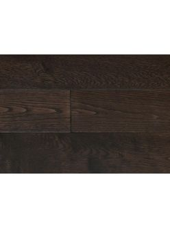 Массивная доска Magestik Floor - Дуб Шоколад под лаком (300-1800)х120х18