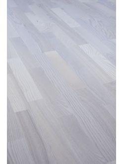 Паркетная доска Parquet Prime Ясень белый песок