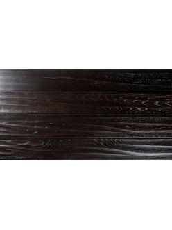 Массивная доска Sherwood Parquet (Шервуд) Дуб антик венге 1200х123х18