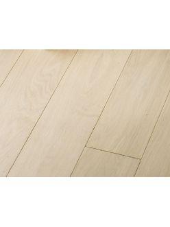 Массивная доска Sherwood Parquet (Шервуд) Дуб смоки белый лак (300-1200)х122х18