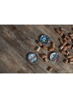 Кварц-виниловый ламинат Vinilam Клик 4мм 6161-3 Дуб Потсдам