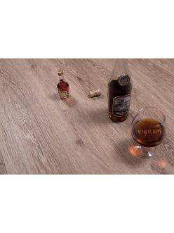 Кварц-виниловый ламинат Vinilam Гибрид 6,5 мм 04-018 Дуб Брюссель