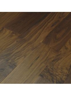 Инженерная доска Wood Bee (Вуд би) Орех Американский gloss 10%