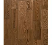 Массивная доска Amber Wood Ясень Светлый орех (ширина 120 мм)